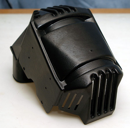 Vacuum Formed Electric Motor Cover