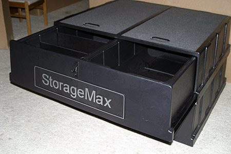 Vacuum Formed Storage Unit